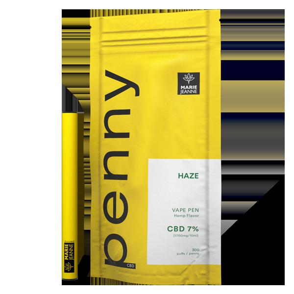 Penny cbd saveur chanvre