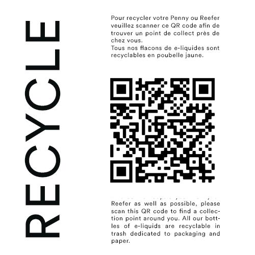 Recyclage eliquide cbd