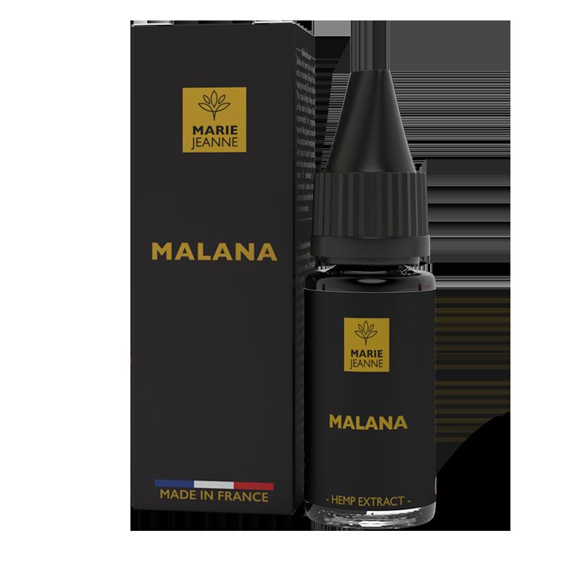 e-liquide CBD Malana