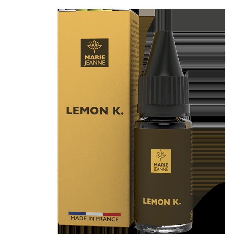 liquide CBD lemon kush marie jeanne 300mg