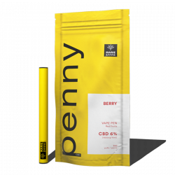 Penny Berry 6% - 300 puffs...
