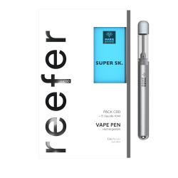 Vape Pen Reefer CBD - Super SK