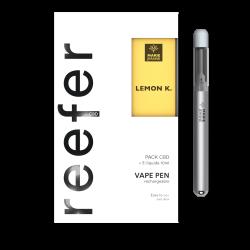 Vape Pen Reefer CBD - Lemon K
