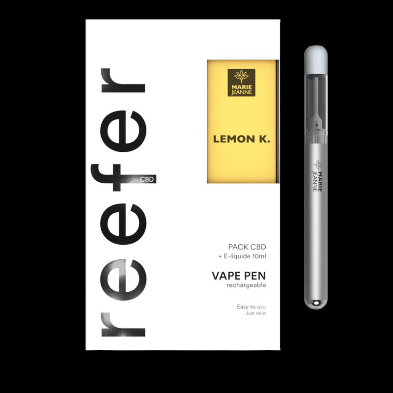 pack vape pen CBD reefer