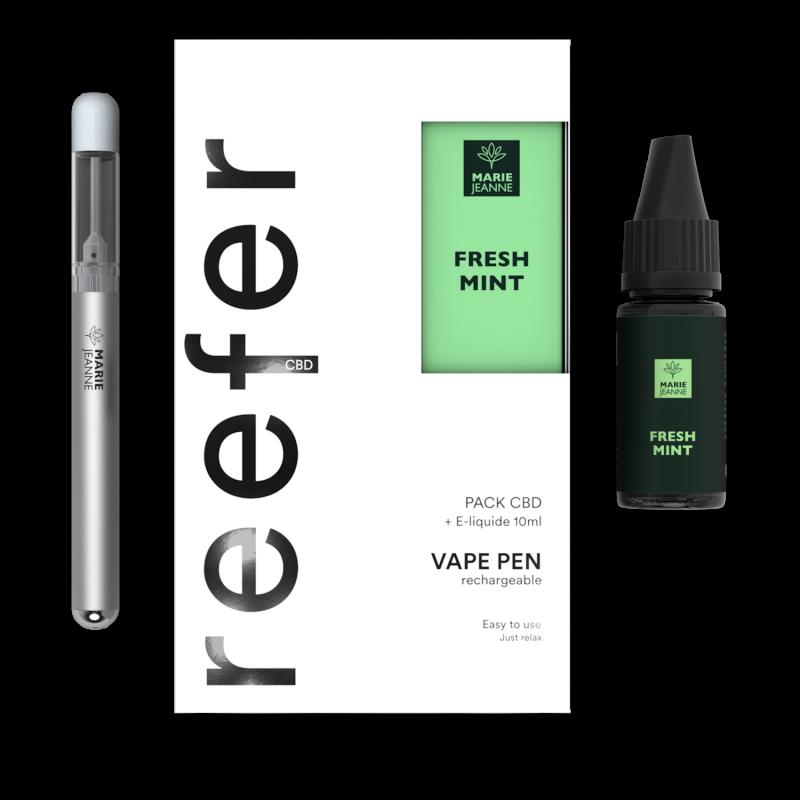 pack vape pen CBD