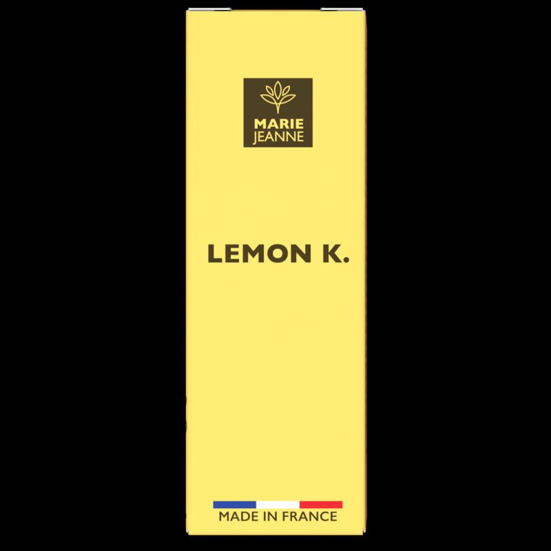Lemon Kush CBD Marie Jeanne - E liquide