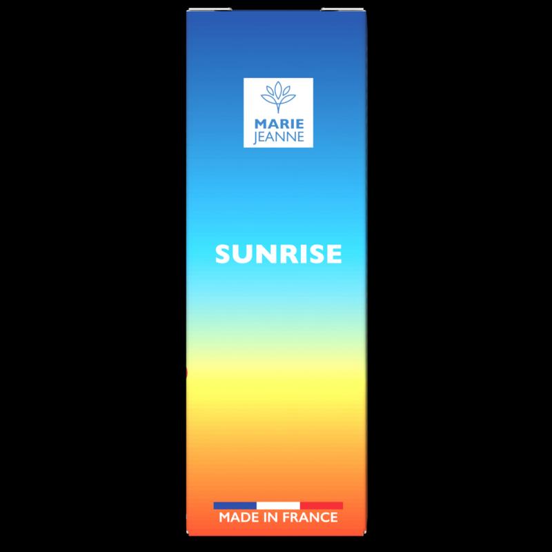 e-liquide CBD sunrise